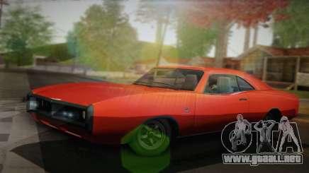 GTA 4 Dukes Tunable para GTA San Andreas