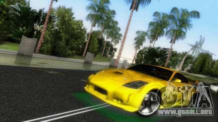 Nissan 350Z Veiside Chipatsu para GTA Vice City