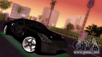 Nissan 350Z Veiside DK para GTA Vice City