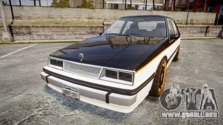 Willard Watch Dogs Black Viceroys para GTA 4