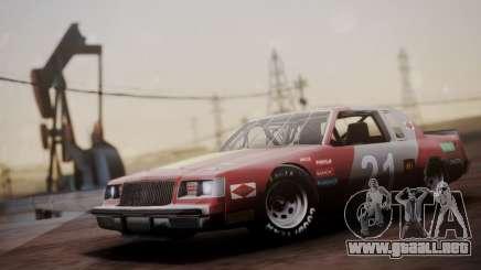 Buick Regal 1983 para GTA San Andreas