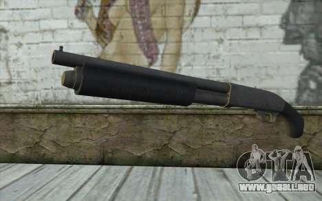 Remington 870 v1 para GTA San Andreas
