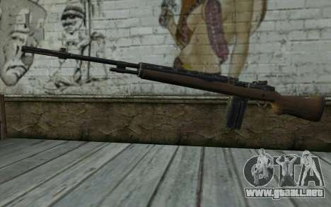 M14 from Battlefield: Vietnam para GTA San Andreas