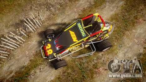 Larock-Sprinter AEM para GTA 4 visión correcta