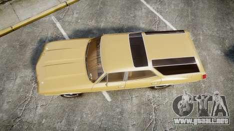 Oldsmobile Vista Cruiser 1972 Rims1 Tree5 para GTA 4 visión correcta
