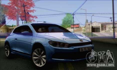 Volkswagen Scirocco 2011 para GTA San Andreas