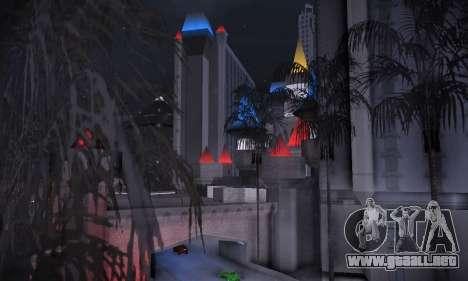 Gráfico mod por medio de la PC 2.0 para GTA San Andreas sexta pantalla