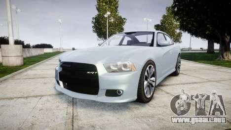 Dodge Charger SRT8 para GTA 4