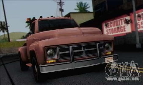 Towtruck GTA 5 para GTA San Andreas
