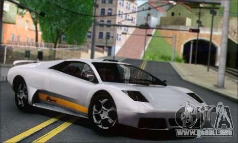 GTA 5 Infernus para GTA San Andreas