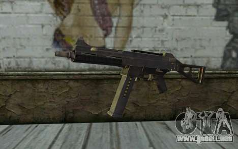 UMP45 from Spec Ops: The Line para GTA San Andreas