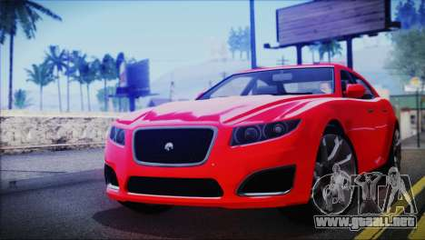 Lampadati Felon para GTA San Andreas