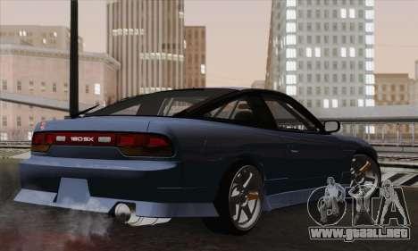 Nissan 180SX S13 para GTA San Andreas left