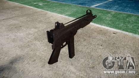 Pistola de SMT40 no a tope icon3 para GTA 4 segundos de pantalla