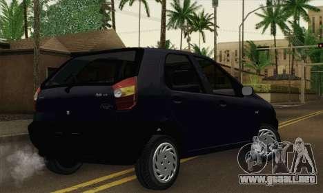 Fiat Palio EDX 1997 para GTA San Andreas left