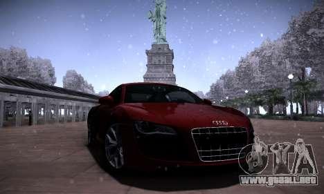 Gráfico mod por medio de la PC 2.0 para GTA San Andreas tercera pantalla