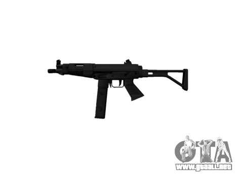Pistola Taurus MT-40 buttstock2 icon3 para GTA 4 tercera pantalla