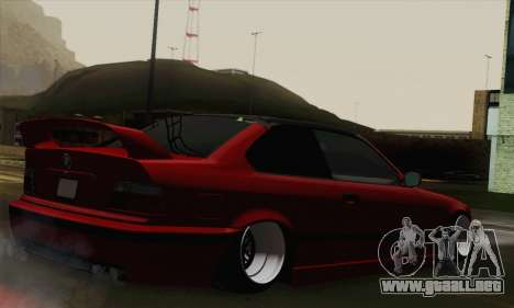 BMW M3 E36 Tuned para GTA San Andreas left