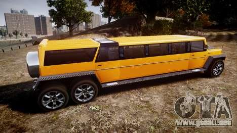 Carver Patel para GTA 4 left