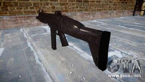 Pistola de SMT40 con la culata icon2 para GTA 4 segundos de pantalla