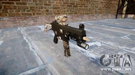 Pistola de UMP45 Viper para GTA 4