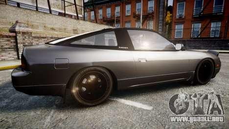 Nissan 240SX S13 para GTA 4 left