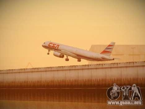 Airbus A321-232 Czech Airlines para las ruedas de GTA San Andreas