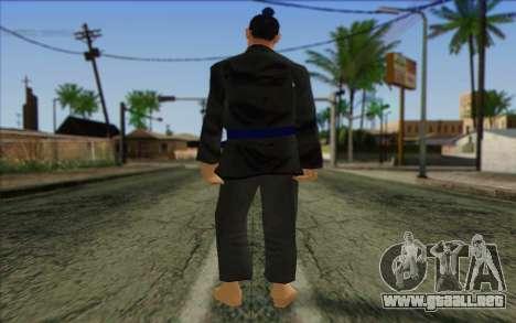 Miembro del pelotón de IA Piel 4 para GTA San Andreas segunda pantalla