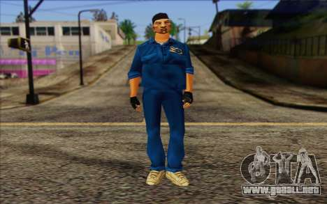 Triada from GTA Vice City Skin 1 para GTA San Andreas