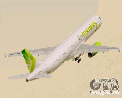 Airbus A321-200 Air Australia para GTA San Andreas