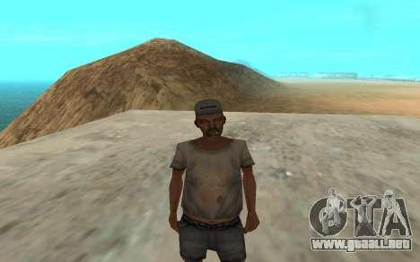 El uso automático de drogas para GTA San Andreas