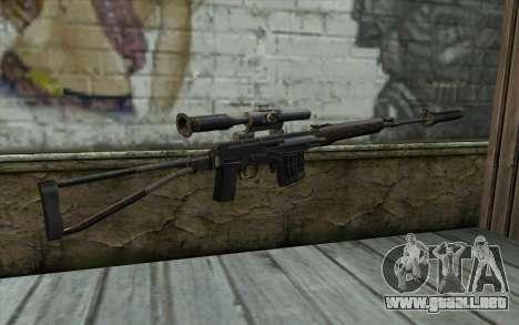 SDSM para GTA San Andreas segunda pantalla