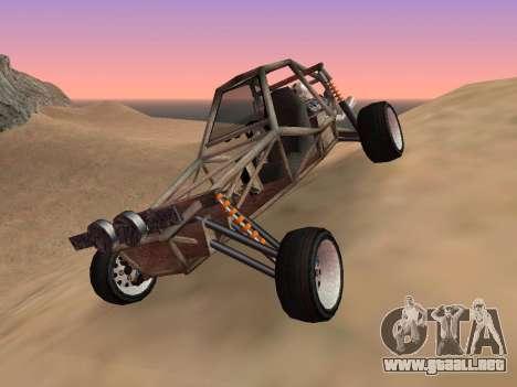 Actualizado Bandito para GTA San Andreas para la visión correcta GTA San Andreas