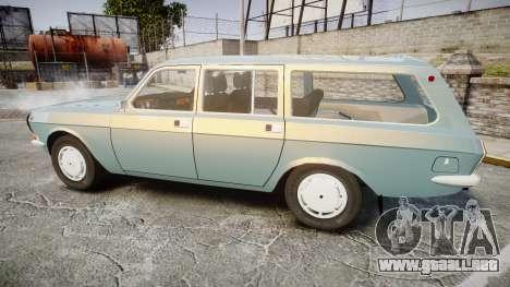 GAS-24-12 Volga Wh2 para GTA 4 left