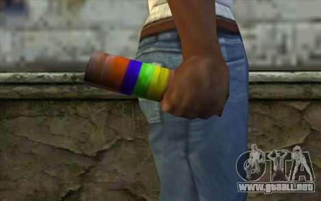 Spray Can from Beta Version para GTA San Andreas tercera pantalla
