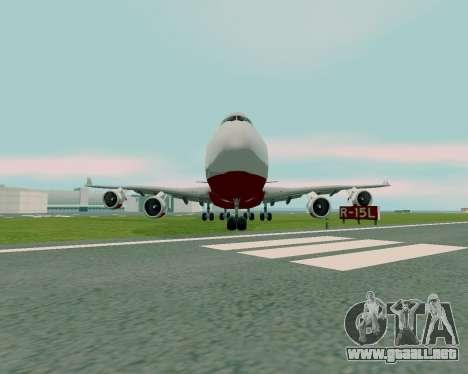 FlyUS para la visión correcta GTA San Andreas