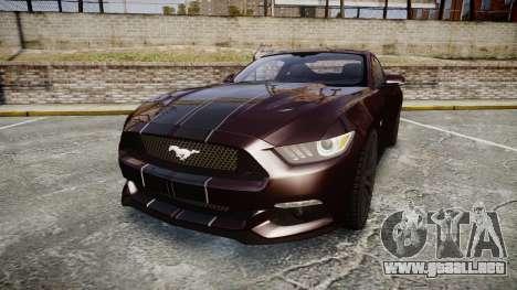 Ford Mustang GT para GTA 4
