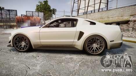 Ford Mustang GT 2014 Custom Kit PJ2 para GTA 4 left