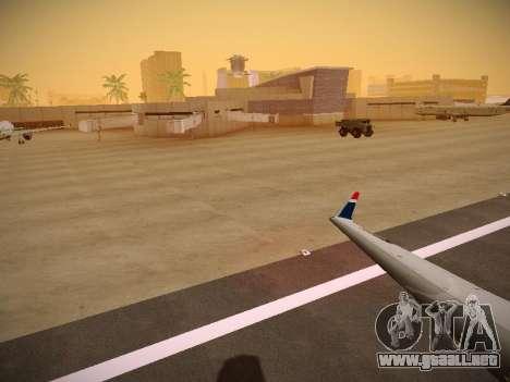 Bombardier CRJ-700 US Airways Express para el motor de GTA San Andreas