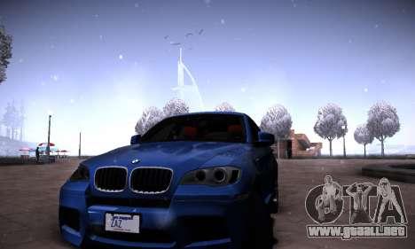 Gráfico mod por medio de la PC 2.0 para GTA San Andreas séptima pantalla