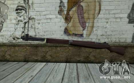 M1 Garand from Day of Defeat para GTA San Andreas