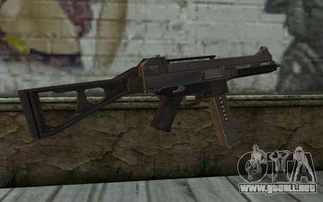 UMP45 from Spec Ops: The Line para GTA San Andreas segunda pantalla