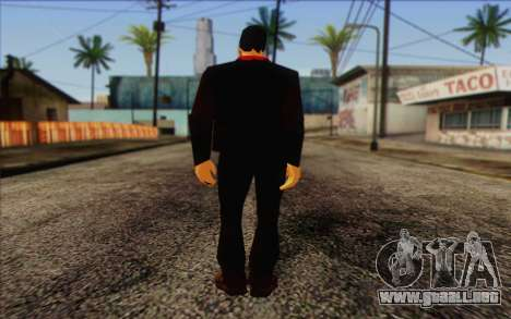 Yakuza from GTA Vice City Skin 1 para GTA San Andreas segunda pantalla