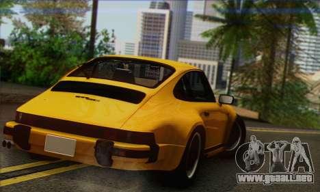 Porsche 930 Turbo Look 1985 Tunable para GTA San Andreas left