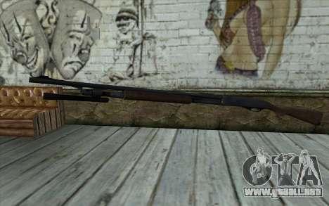 Escopeta (L4D2) para GTA San Andreas