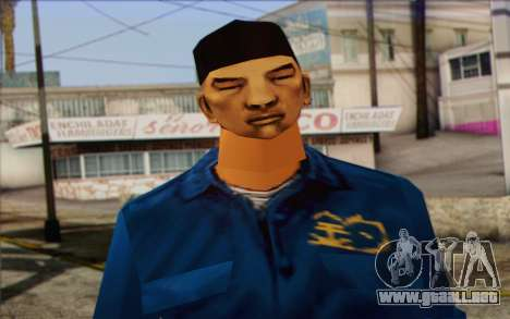 Triada from GTA Vice City Skin 1 para GTA San Andreas tercera pantalla