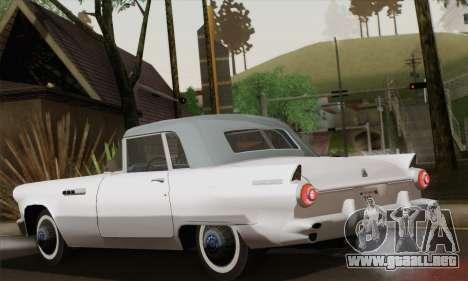 Smith Thunderbolt from Mafia 2 para GTA San Andreas left