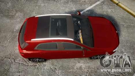 Mercedes-Benz GLA 220 para GTA 4 visión correcta