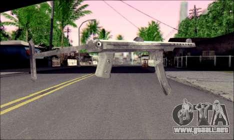Pistola De Sudeva para GTA San Andreas segunda pantalla