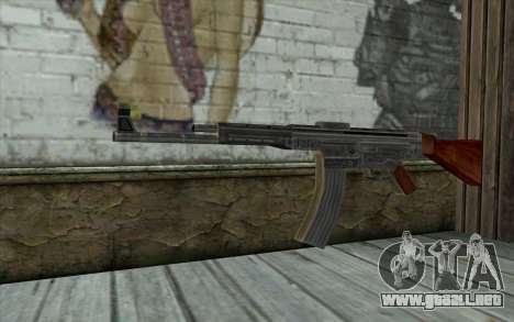 StG-44 from Day of Defeat para GTA San Andreas